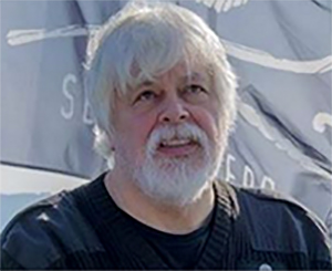 Captain Paul Watson, Founder of Sea Shepherd Conservation Society