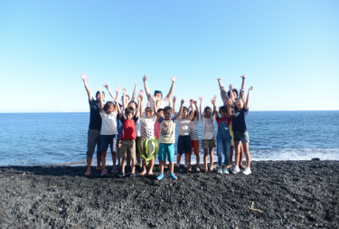 Fukushima Kids Dolphin Camp